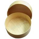 Коробочка для сыра из березового шпона 9,5 см