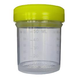 Баночка для хранения с крышкой (пластик, 40 мл)