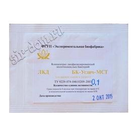 Мезофильная закваска для сыра БК-Углич-МСТ (0,1 ЕА)
